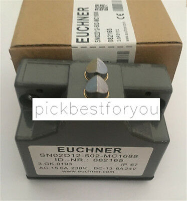 1PC New EUCHNER SN02D12-502-MC1688 Precision Home Limit Switch #M551A QL