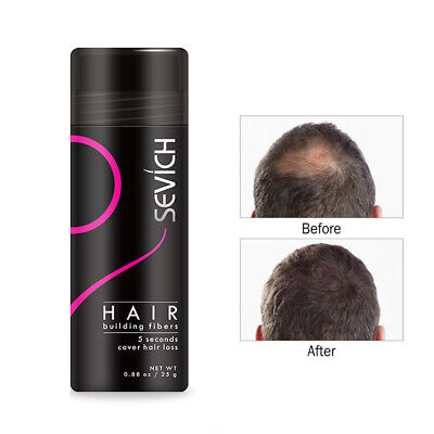 Sevich Salon Hair Growth Powder Building Hair Loss Product Thickening Hair Fiber