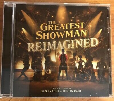 The Greatest Showman Reimagined. Genuine Music Cd.