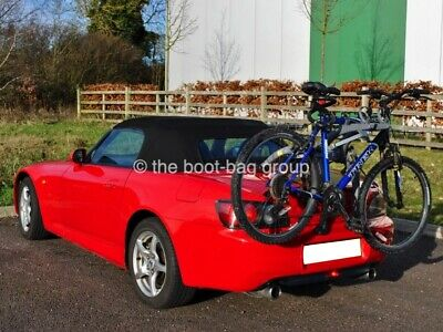 Honda S2000 Bike Rack