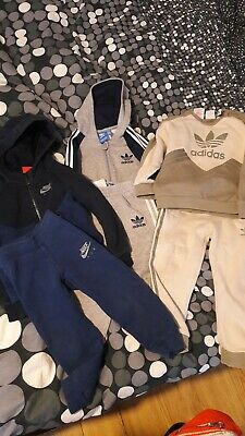 Boys tracksuits age 2-3