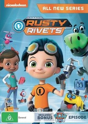 Rusty Rivets : Season 1 : NEW DVD