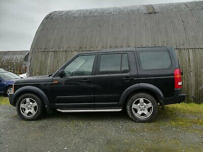 2006 Land Rover Discovery 3 TDV6 S Spares or Repairs 96k miles