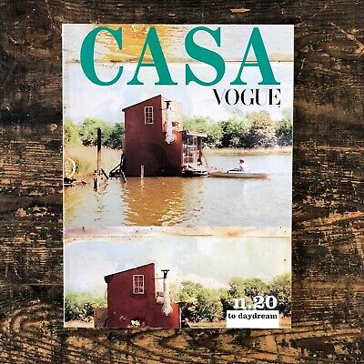 CASA VOGUE Italy ITALIA Magazine 2004 n 20 Tim Walker BRUCE WEBER collectible