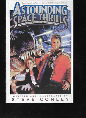Astounding Space Thrills: Argosy Smith and the Codex Reckoning  2008 TPB IDW OOP