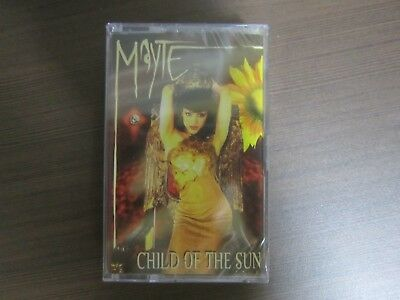 Mayte ‎– Child Of The Sun Korea Edition Sealed Cassette Tape BRAND NEW