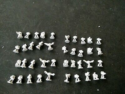 Epic 40000 , Armageddon : Forumware 8x Space Marines with bolter