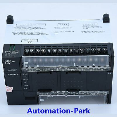 USED 1PC Omron PLC MODULE CP1L-M40DT-D Tested It In Good Condition