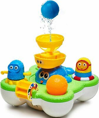 Best Baby Bath Toys - Bathtime Fun Toys and Pool Toys for Toddlers, Fountains