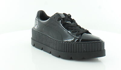 classic fit c7ea1 a776b FENTY PUMA BY Rihanna Pointy Creeper Black Womens Shoes 6.5 M Fashion  Sneakers