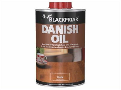 Blackfriar - Danish Oil Clear 250ml