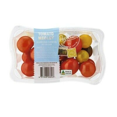 Coles Mix Medley Grape Tomatoes Prepacked 350g