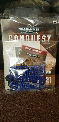 Warhammer Conquest Collection Issue No 21