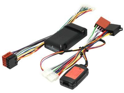 InCarTec 29-724 LR Discovery 2 Car Steering wheel Stalk Interface For Amplified