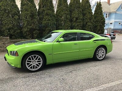 2007 Dodge Charger R/T 2007 Dodge Charger R/T Daytona Edition Sublime Green 945/1500
