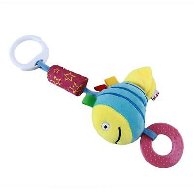 Infant Toys Mobile Baby Plush Sozzy Bed Wind Chimes Rattles Bell Toy Stroller DD