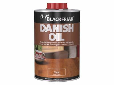 Blackfriar - Danish Oil Clear 500ml