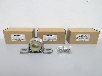 Lot of 3 New Opcon 6168A-6501 101606 Mounting Brackets