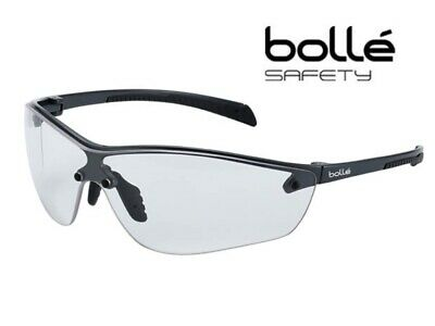 Bolle Silium+ Platinum Clear Lens Lightweight Polycarbonate Spectacle Glasses
