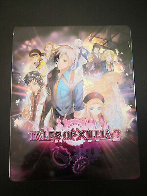 Steelbook Tales Of Xillia 2 -Vide-