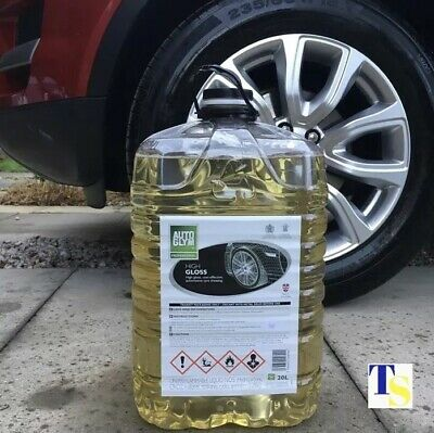 Autoglym High Gloss Tyre Dressing 20L 20 Litres (High Gloss Car TRADE USE)