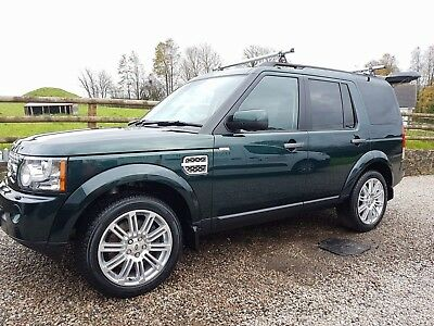 Land Rover Discovery 4 Commercial SDV6 Needs Engine
