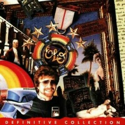 Electric Light Orchestra : Definitive Collection CD
