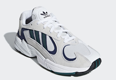 best loved 9bbc3 8f5d8 Adidas Yung-1 G27031 - White Green Blue, Mens Sports Shoes Athletic