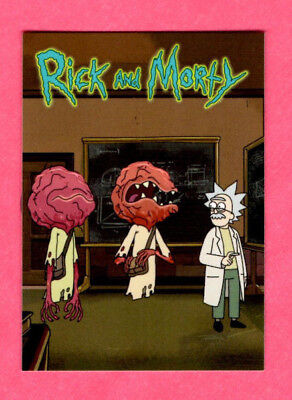 RICK AND MORTY CRYPTOZOIC SEASON 2 PROMO CARD P7 Hobby Shop Day Exclusive