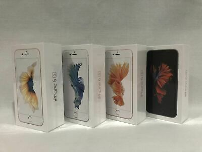 Sealed & New Apple iPhone 6S 64GB Factory Unlocked 4G LTE Smartphone GSM/CDMA