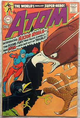 Atom #37 (1968 DC 1st series) FN- condition 48yrs old Silver Age