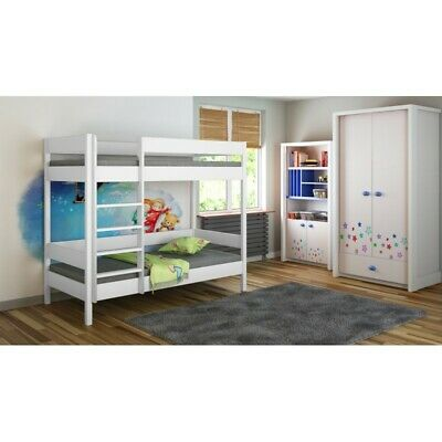 Bunk Bed - Diego D1 For Kids Children Juniors with Ladder on the Front