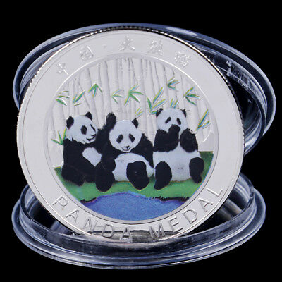 2019 China Panda Commemorative Coin Souvenir Coin New Year Gifts Collection Fad