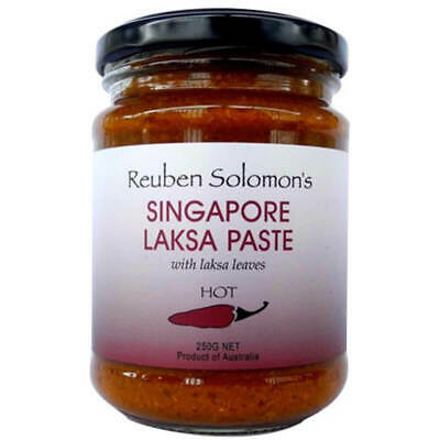 Charmaine Solomon's Singapore Laksa Paste 250g