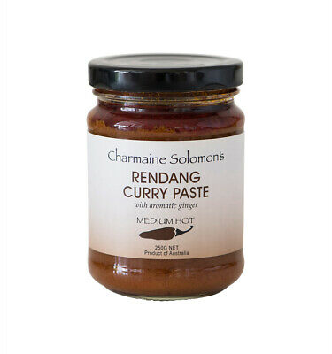 Charmaine Solomon's Rendang Curry Paste 250g