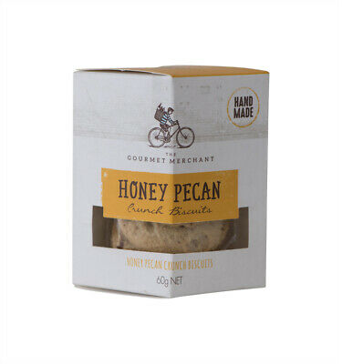 Connoisseur Collection Honey Pecan Biscuits 60g
