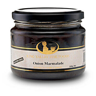 King Valley Fine Foods Onion Marmalade 330g