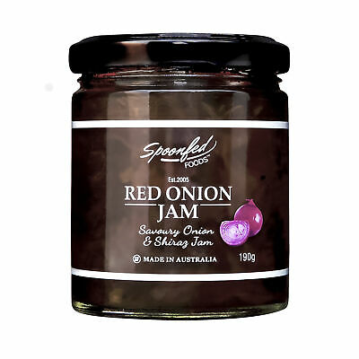 Spoonfed Foods Red Onion Jam 360g