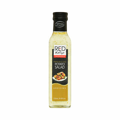 Red Kelly   s Tasmania Potato Salad Parmesan & Chive Dressing 250ml
