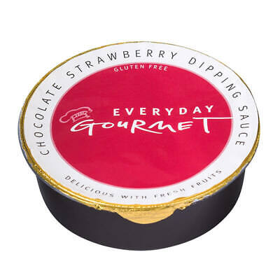 Everyday Gourmet Chocolate Strawberry Dipping Sauce 100g