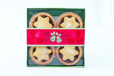 Puddings on the Ritz Mince Tarts 110g and 220g