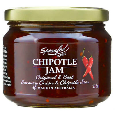 Spoonfed Foods Chipotle Jam 375g