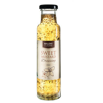 Maleny Cuisine Sweet Mustard Salad Dressing 250ml
