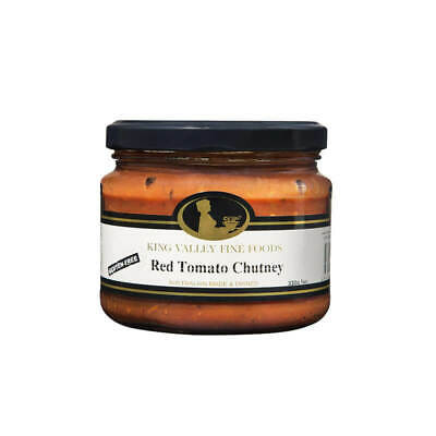 King Valley Fine Foods Red Tomato Chutney 300g