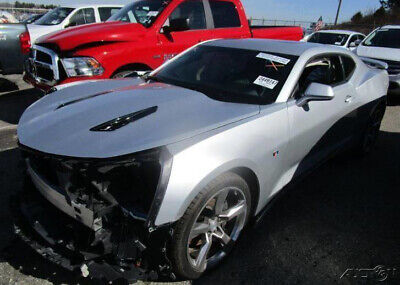 2018 Chevrolet Camaro SS 2dr Coupe w/1SS 2018 Chevrolet Camaro SS 2dr Salvage, repairable, rebuildable , damage, fix