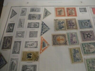WPPhil Liberia Mostly Used Stamps Accumulation Approx. 450+