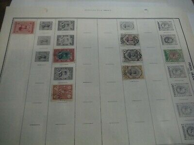 WPPhil Persia Mostly Used Stamps Accumulation Approx. 65+