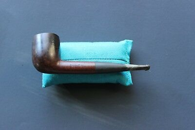 Vintage Wooden Estate Tobacco Pipe Marked Imported Briar
