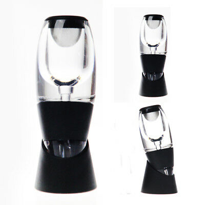 Wine Airator Oxygenator Aerator Taste Enhancer Wine Pourer Decanter Bar Tool