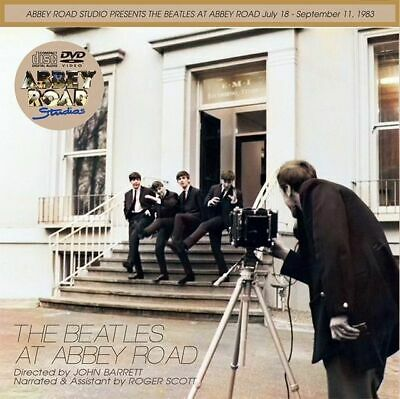 The Beatles The Beatles At Abbey Road 1983 Cd + Dvd